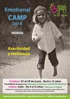 Campamento Infantil Asertividad y Resiliencia