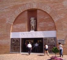 C.P.MUSEO NACIONAL DE ARTE ROMANO