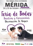 Feria de Bodas, Bautizos y Comuniones. Decoración & Hogar