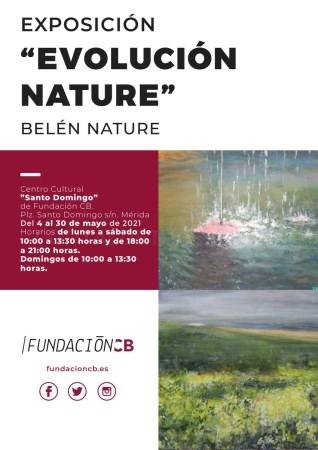 Exposición 'Evolución Nature' de Belén Nature