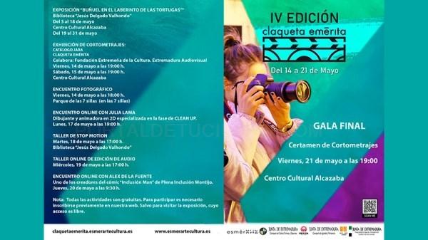 IV Festival Claqueta Emérita