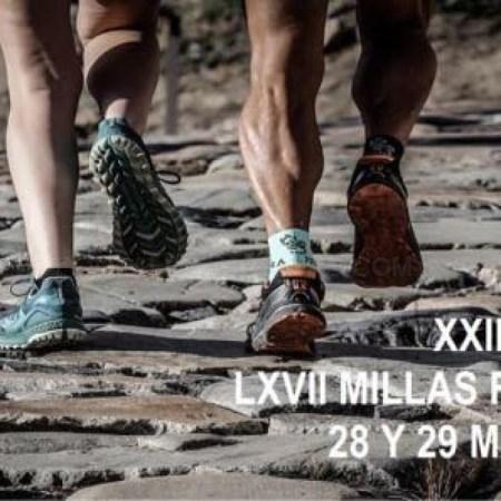 XXII Edición LXVII Millas Romanas