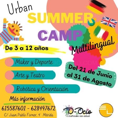 Urban summer camp 2021