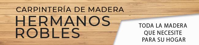 Carpintería de Madera Hermanos Robles
