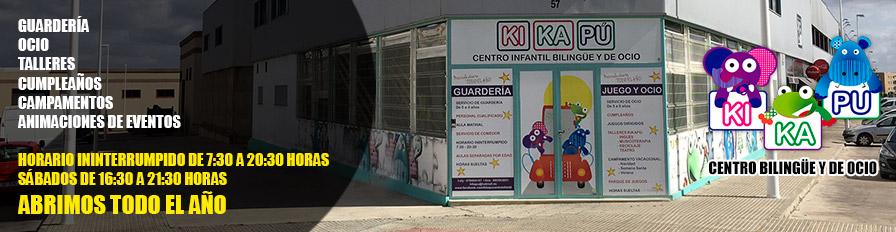 Kikapú, abierto todo el año