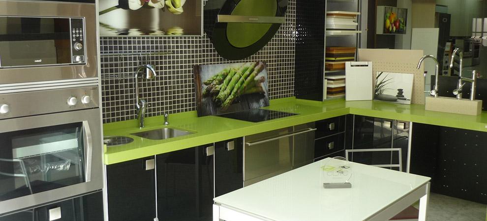 Cociban m rida cocinas armarios empotrados muebles de for Accesorios para interiores de armarios de cocina