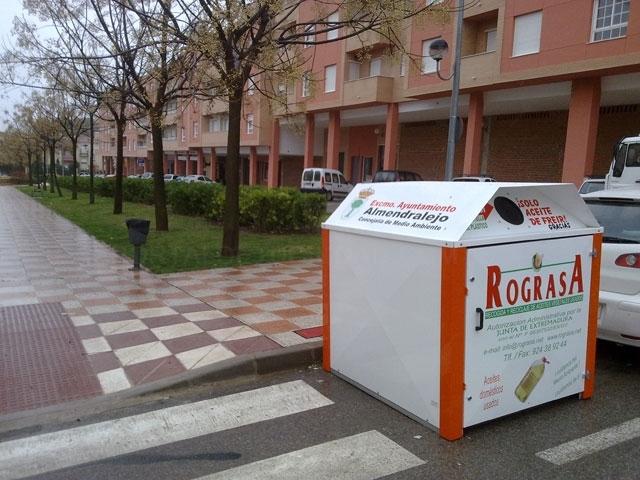 reciclar aceites extremadura