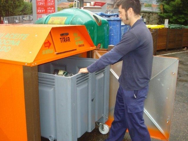 reciclaje de aceites en mérida