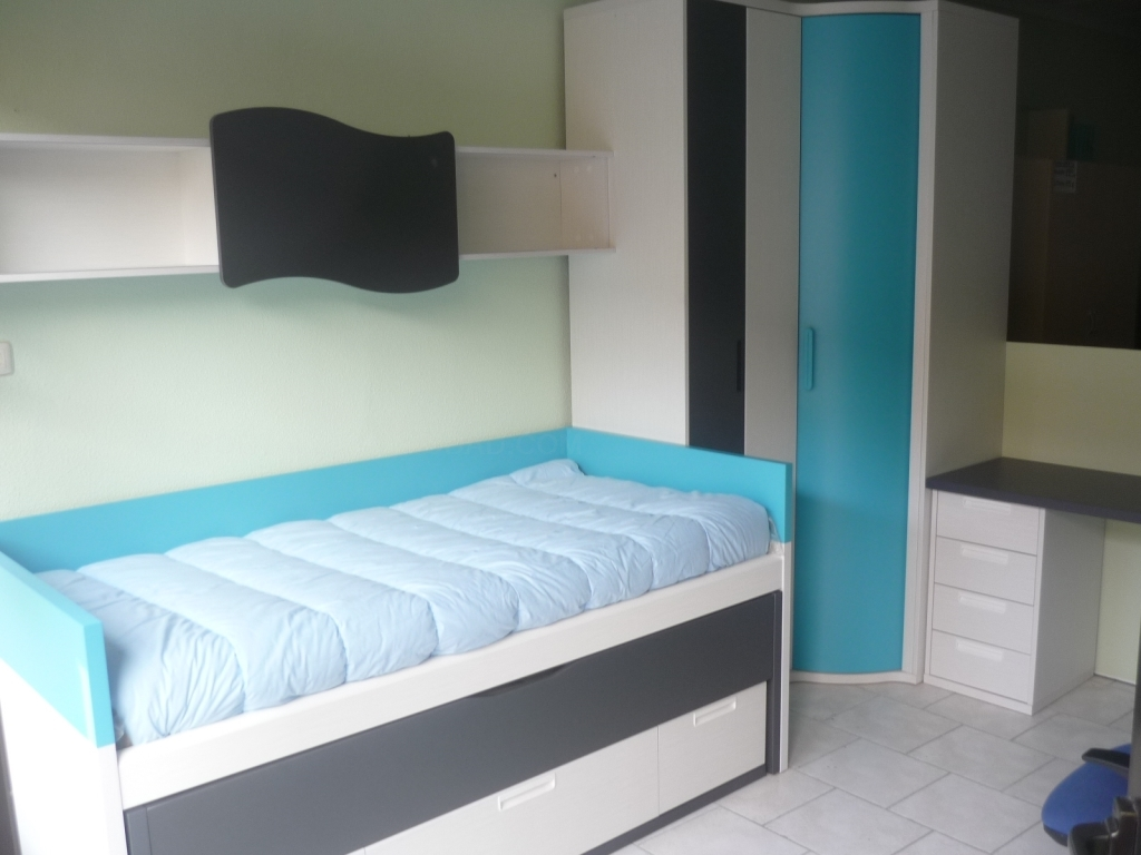 dormitorios mérida