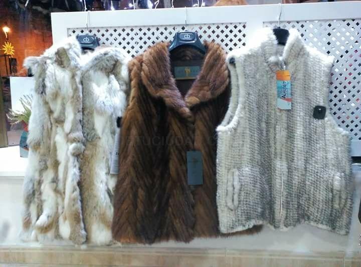 ropa de abrigo mérida