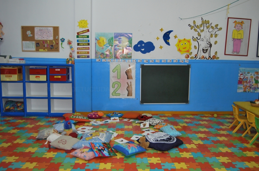 centro infantil mérida