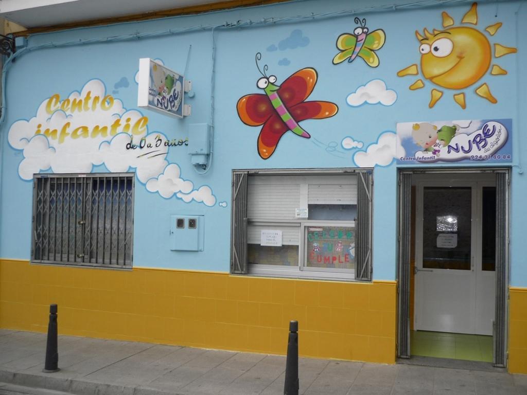 Centro Infantil, Ludoteca