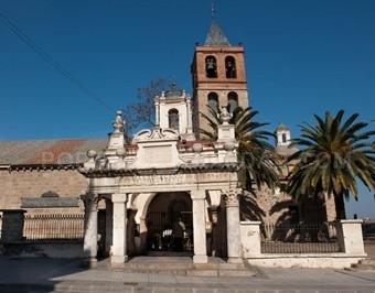 Basílica de Santa Eulalia / Templo de Marte - Ciudad Monumental