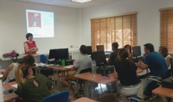 La Cocosa se estrena en el Plan de Capacitación con un curso sobre diseño de proyectos ambientales