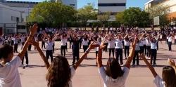 Igualdad lanza un Concurso Escolar de Flashmob contra la violencia machista