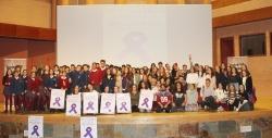 El I.E.S. Emérita Augusta se alza con el premio del Concurso de Flash Mob contra la Violencia de Género.