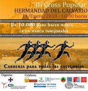 III CROSS POPULAR HERMANDAD DEL CALVARIO