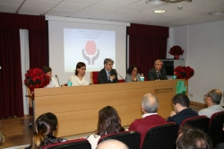El gerente del SES destaca el valor de los centros sanitarios en las comarcas rurales.