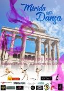 15 academias de baile de la ciudad celebrarán el sábado el Día de la Danza en el Templo de Diana.