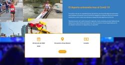 Mérida. El delegado de Deportes participa mañana en un webinar sobre la situación del deporte extremeño tras el COVID-19