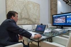 Fernández Vara defiende una PAC y Política de Cohesión prioritarias en fondos y objetivos