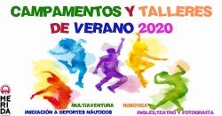 Hoy lunes se abre el plazo para dos nuevas actividades estivales que se desarrollarán en julio y agosto en Mérida