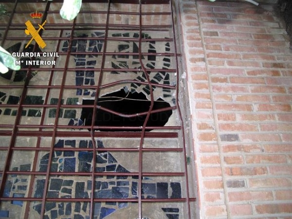 Cuatro detenidos acusados de nueve robos en Montijo y Barbaño