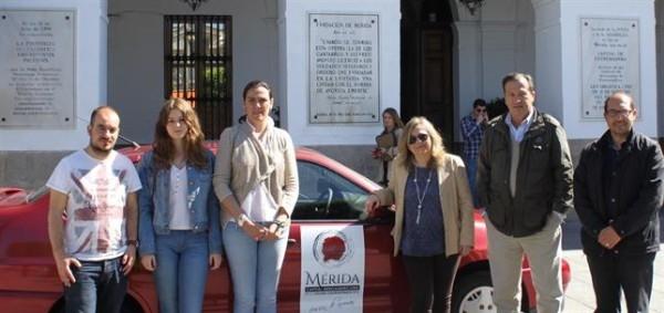 Mérida dona alimentos para un proyecto en Marruecos