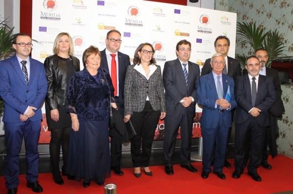 Mérida presenta en Madrid la Capital Iberoamericana de la Cultura Gastronómica en 2016
