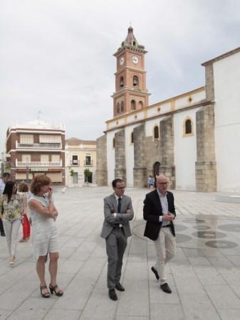 Reunión comarcal en Quintana de alcaldes de La Serena para dar a conocer los servicios del OAR