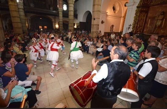 Publicada la resolución por la que se incoa expediente para declarar BIC a la Danza y Fiesta de la Virgen de la Salud, de Fregenal de la Sierra