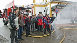 El Consorcio Provincial de Extinción de Incendios (CPEI) de la Diputación de Badajoz aprueba la Oferta de Empleo Público del 2016