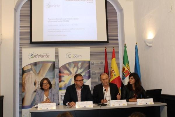 El ayuntamiento se suma al programa Adelante de la Fundación Cepaim para la inserción de mujeres en vulnerabilidad