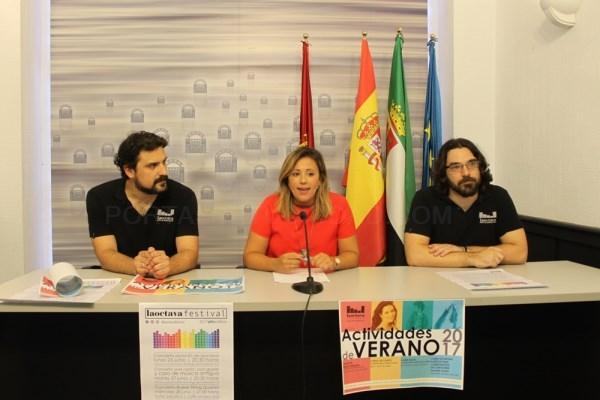La próxima semana se celebra la sexta edición de La Octava Festival.