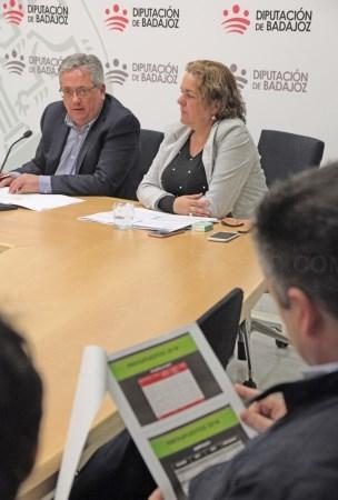 El presupuesto del Área de Recursos Humanos de la Diputación asciende a 59,7 millones de euros para 2018.