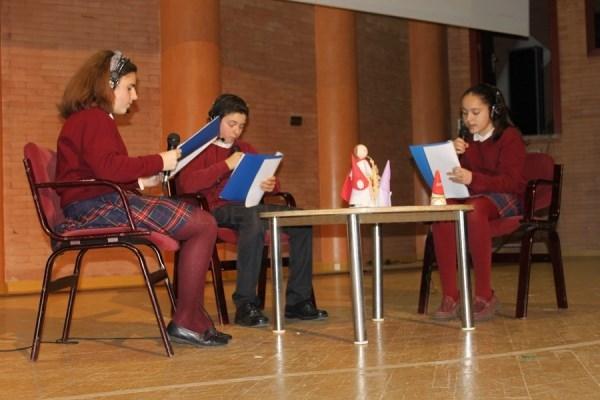 El pregón infantil marca el inicio de los actos previos de la Semana Santa de Mérida