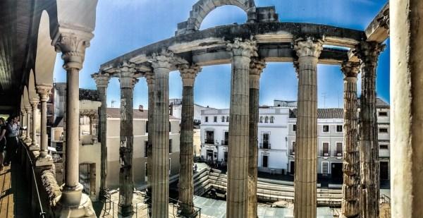 El Centro de Interpretación del Templo de Diana/Palacio de los Corbos abre sus puertas.