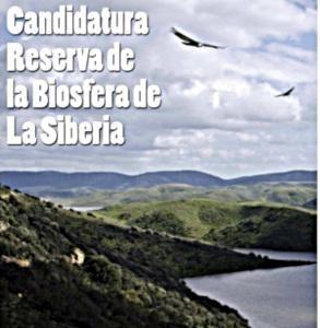 Informe favorable sobre la Propuesta de la Reserva de Biosfera de La Siberia presentada por la Diputación.