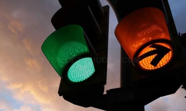 Mérida renueva sus semáforos adaptándolos a personas ciegas o  con diversidad visual.