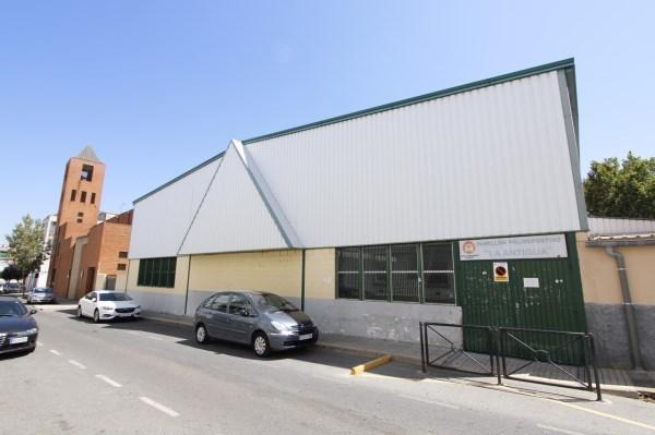Las pistas deportivas de La Corchera y La Antigua se renovarán con nuevos pavimentos, mobiliario y cerramientos