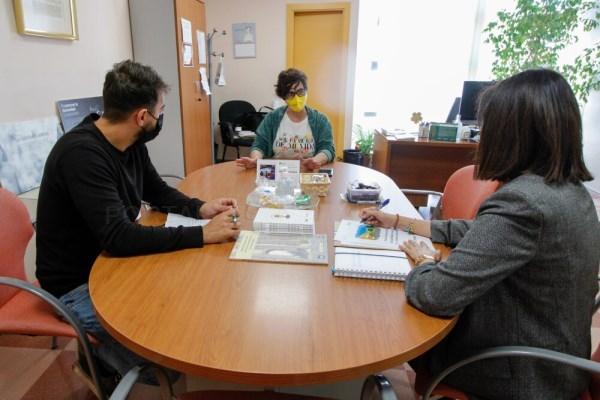 El Ayuntamiento trabaja en el diseño de una Guía de Accesibilidad Cognitiva para centros de Infantil y Primaria de la ciudad