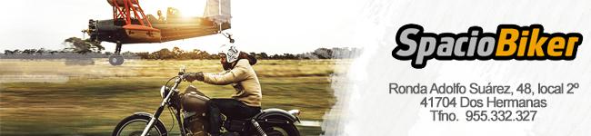 SPACIOBIKER - Accesorios custom y ropa de moto