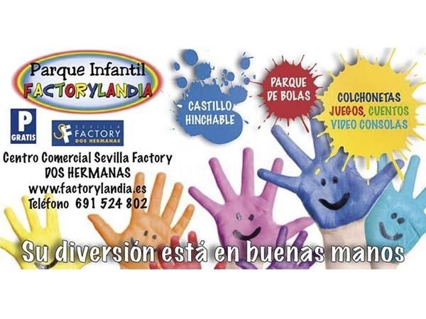 Factorylandia parques infantiles en dos - Empresas en dos hermanas ...