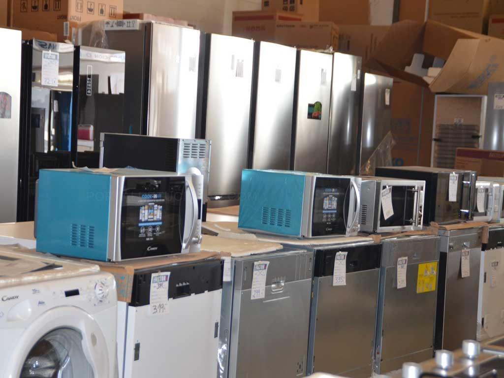 electrodomésticos en Sevilla, electrodomésticos baratos en sevilla