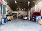 Talleres de chapa y pintura,  Reparación de golpes de automóviles