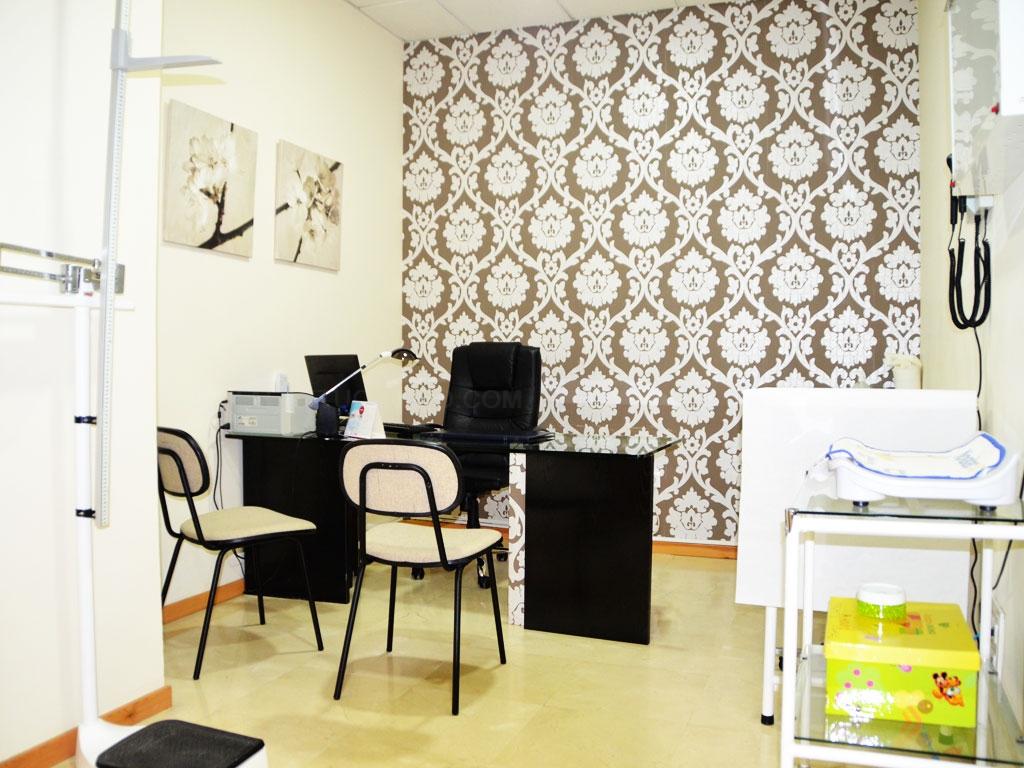 enfermeria en montequinto, centro de reconocimiento medico para conductores en dos hermanas