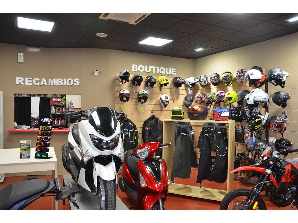 Motos Gamarro