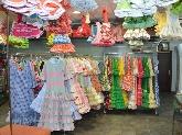 trajes de flamenca para la feria de abril, diseño y confección de trajes de flamenca en sevilla