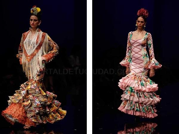 Diseño Hermanas Serrano. Confección y Diseño de Trajes de Flamenca