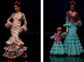 peinetas y tocados para trajes de flamenca en dos hermanas
